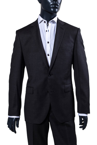 Men's Charcoal Suit | Paul Betenly | Haberdasher & Co. | Vancouver, BC