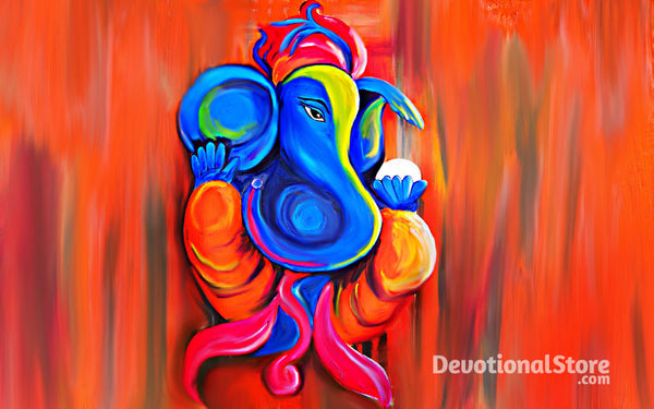 Ganapathy Bappa Morya - The Vociferous Cries Rising from the Streets of India