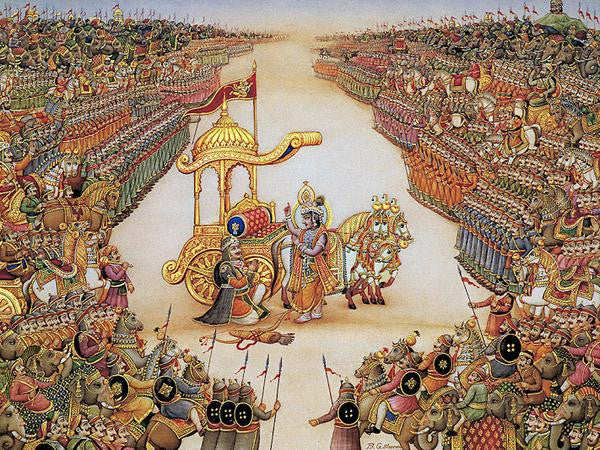What is Bhagavad Gita and Why One Should Read Bhagavad Gita?