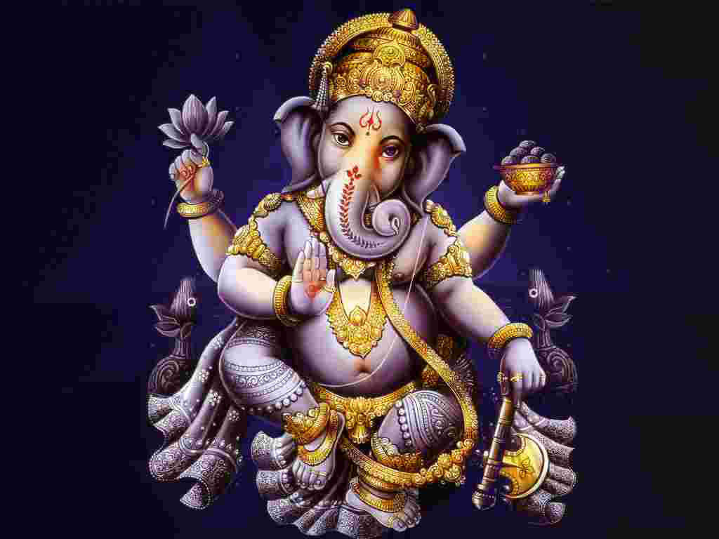 Ganesha Statue Brings Positive Energy and Wealth for Your Home