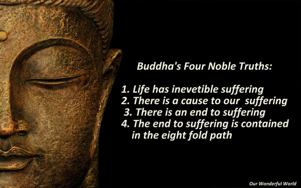 four noble truth buddha