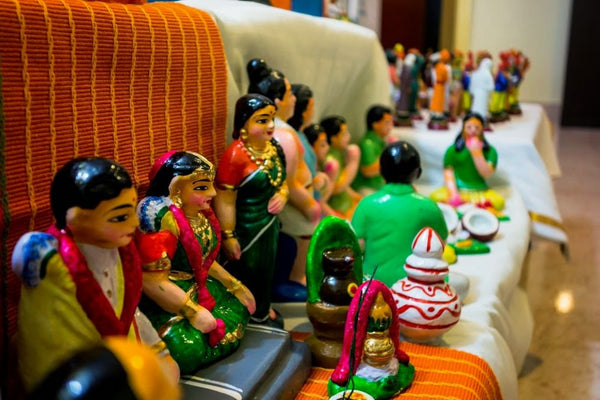 golu theme ideas and decoration