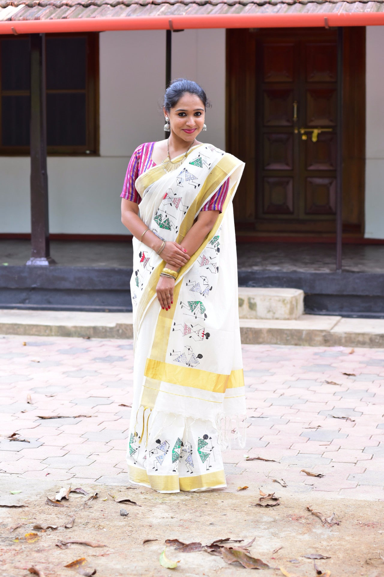 Devotional Store: Kerala Sarees Online Shopping