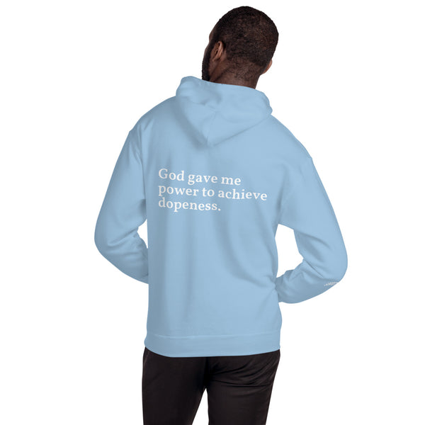God gave me power hoody - originalgoodstock