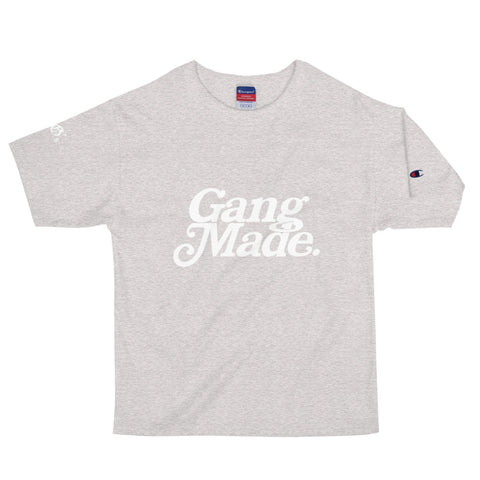 Gang made champion tee - originalgoodstock