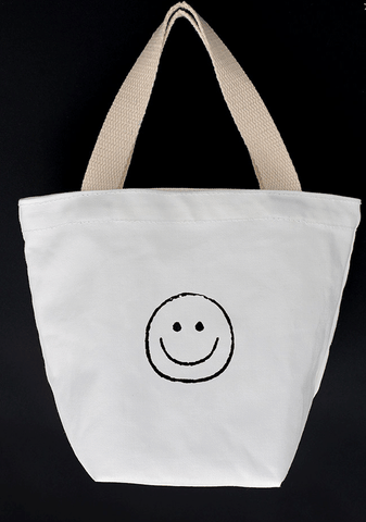 Smiley Face Eco Bag