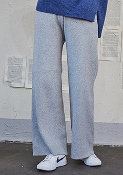 Cozy Knit Pants