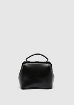 Open Leather Bag