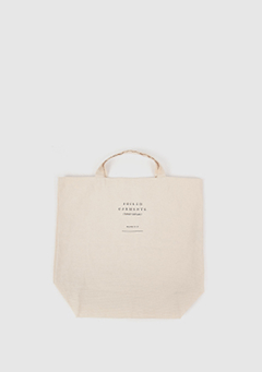 Lettering Cotton Bag