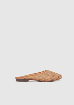 Rattan Round Shoes