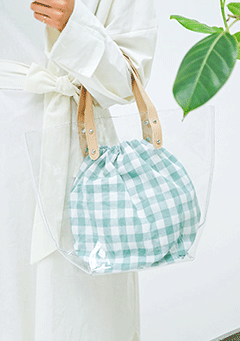 Cotton Point Bag