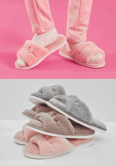 Tale Fluffy Slippers