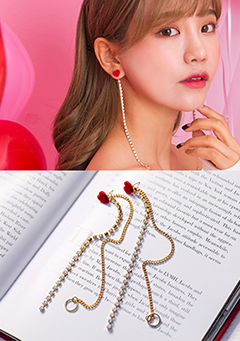 Long Line Earrings