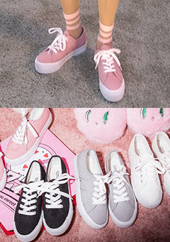 Cute Spring Feeling Sneakers