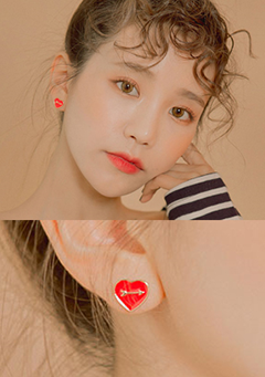 Heart's Arrow Earrings