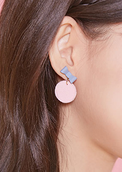 Only When It Snows Earrings