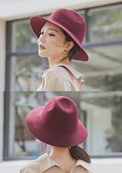 Daily Wool Panama Hat