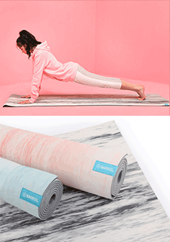 Marble Yoga Mat Marble
