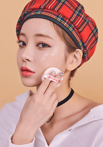Beige Chuu Ampoule Cushion Foundation