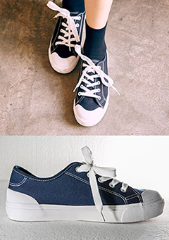 Bring Me To Basics Sneakers