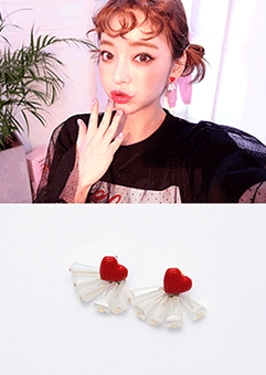Sour My Heart Earrings