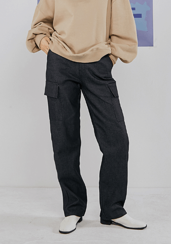 Dough Casual Cargo Pants