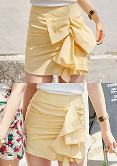 Cost Of Beauty Skirt