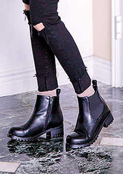 Boys And Girls Ankle Boots