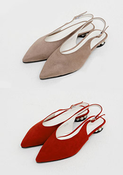 Your Lovely Dream Slingback Shoes