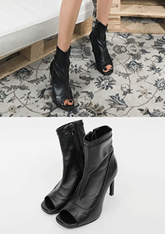 Be Ready Ankle Boots