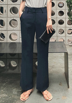 High-Waisted Boyish Slacks