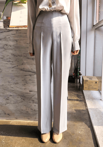 Semi Wide Slacks
