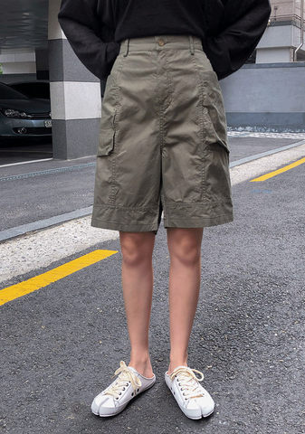 The Way To Street Cargo Long Shorts