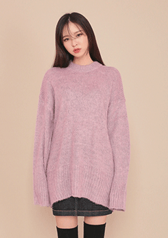 Brush Round Knit