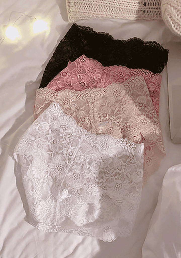 Lovely All Lace Pantie