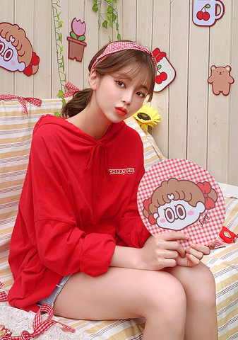 Cherry Pie. Leegong Cupcakes Madness Hoodie