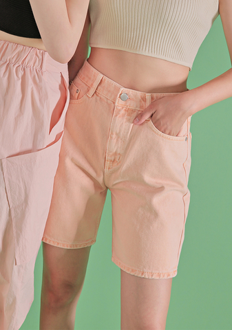 Candy Color Muse Shorts