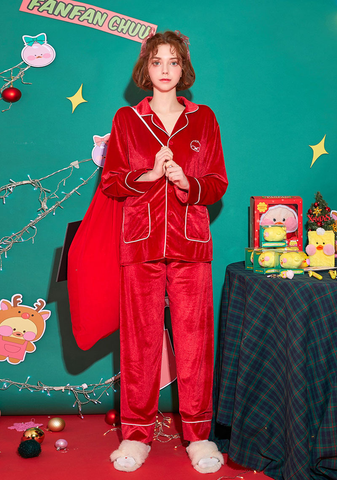 MERRY FANFAN Merry Berry Pajamas