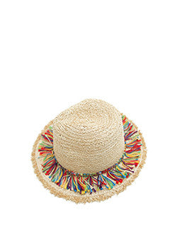 Colorful Summer Hat