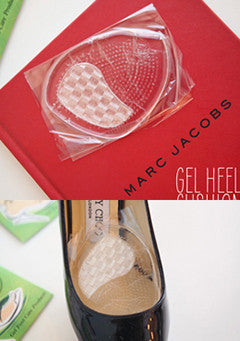 Clear Heel Cushion
