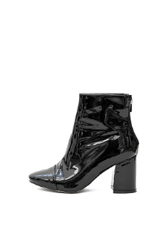 View Animal Zip Up Ankle Boots