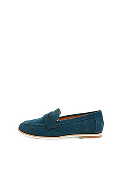 Simple Ray Flat Loafers