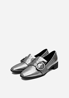 Dorothy Buckle Loafers