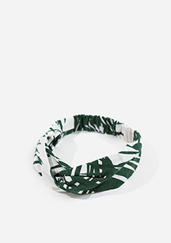Jungle Pattern Hairband