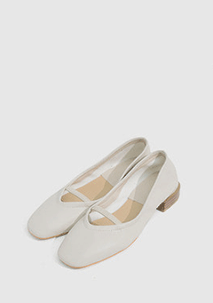 Strap Ballerina Flat Shoes