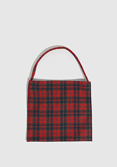 Woolen Square Bag