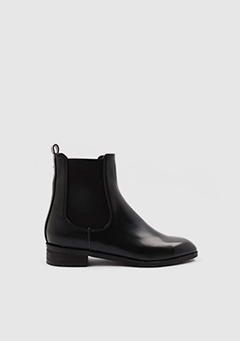 Solid Chelsea Boots