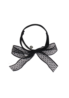 Lace Ribbon Pointed Bracelet