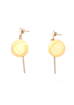 Lollipop Color Earrings