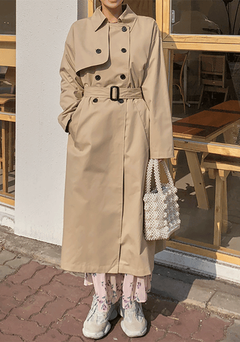High Quality Classic Trench Coat